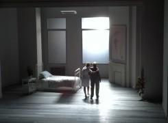 """Emmanuelle Roy, scénographie """"Le Père"""""""