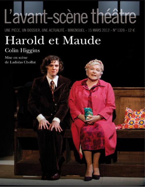 L'avant-scène théâtre, mars 2012