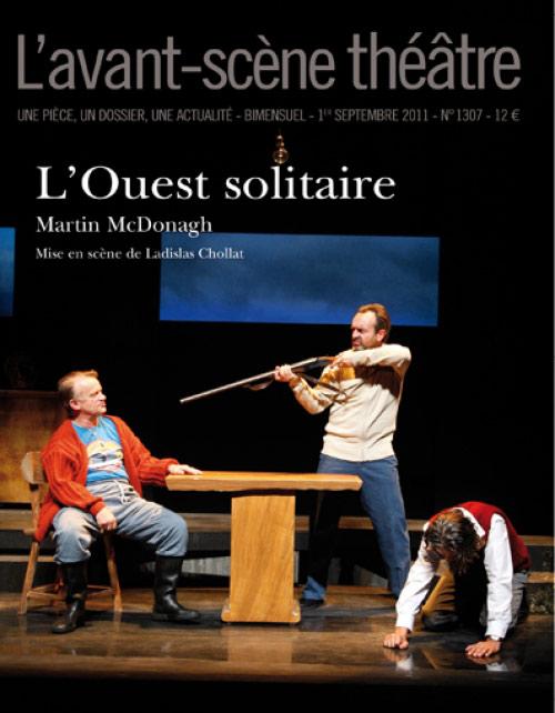 L'avant-scène théâtre, septembre 2011